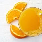 Sok z pomarańczy na śniadanie zapewni energię na cały dzień